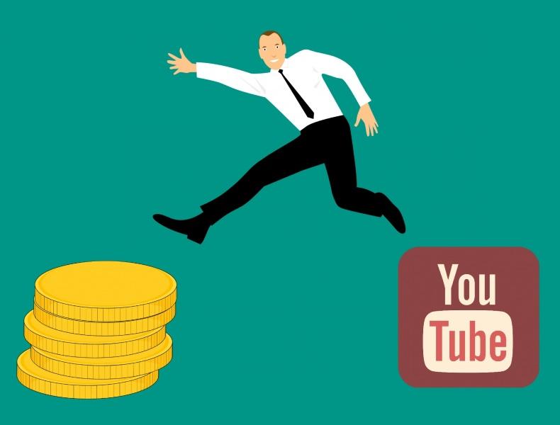 zarabanie na youtube